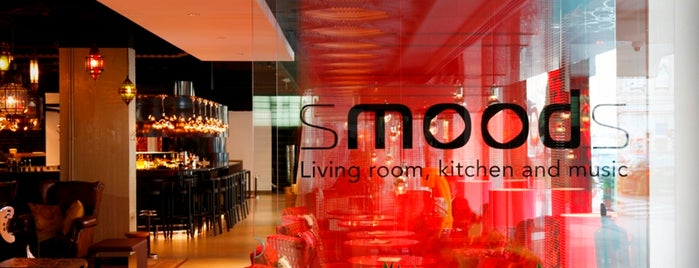 SmoodS Living Room, Kitchen and Music is one of Resto sympas.