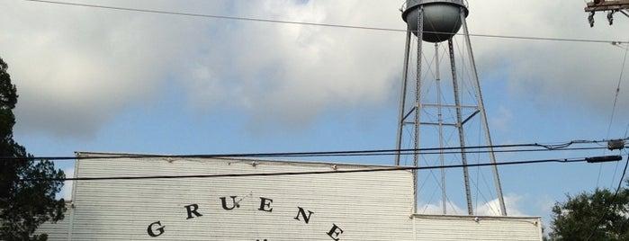Gruene, TX is one of Keep Austin Weird!.