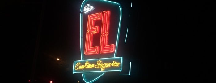 The El Cantina Superior is one of HTOWN🌃⛽️🔥🔥.