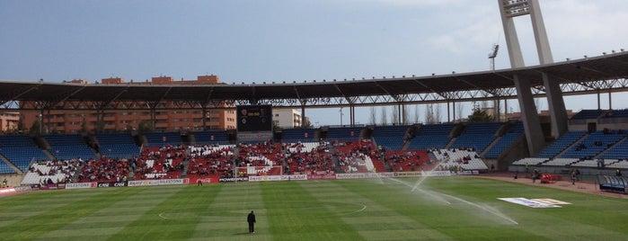 Estadio De Los Juegos Mediterráneos is one of 'Stadium Talk'....