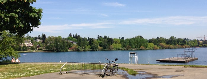Green Lake Loop is one of Seattle things to do.