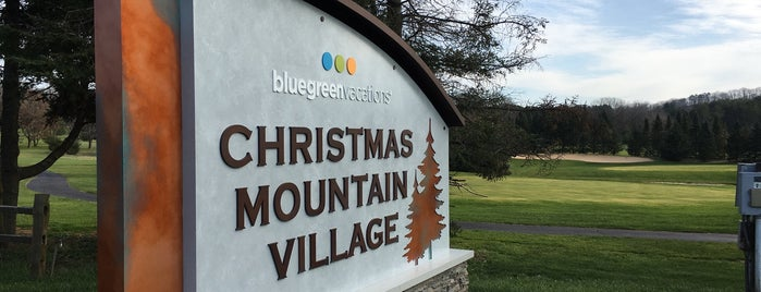 Christmas Mountain Village is one of AT&T Wi-Fi Hot Spots - Hospitality Locations.