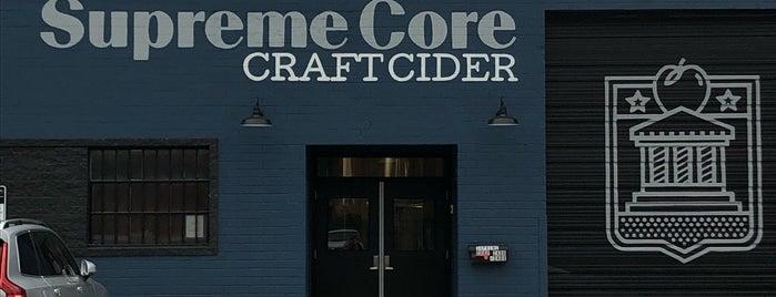 Supreme Core Cider is one of Mimi : понравившиеся места.