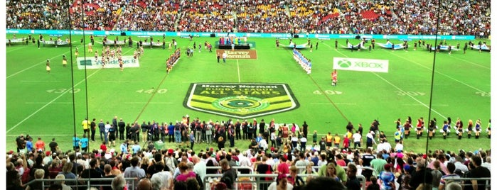Suncorp Stadium is one of outsiders....