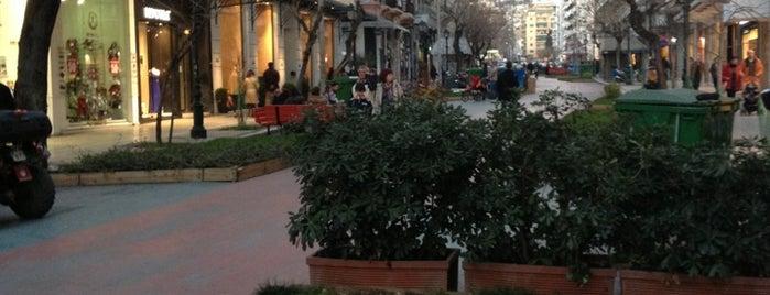 Πεζόδρομος Αγίας Σοφίας is one of Spiridoula : понравившиеся места.