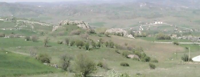 Yazılıkaya is one of Amasra-Sinop-Amasya.