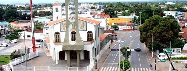Várzea Grande is one of Mato Grosso.