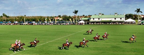 International Polo Club Palm Beach is one of Locais salvos de Richard.