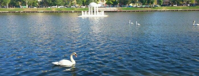 Лебединое Озеро is one of Антикризисные путешествия.
