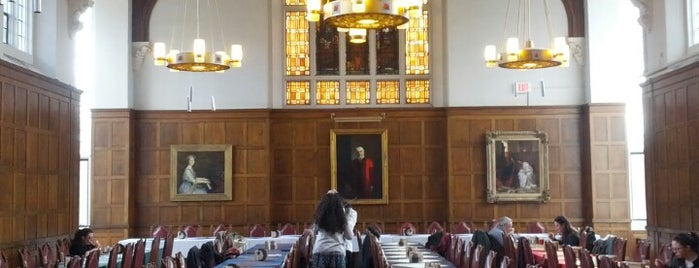 Risley Hall is one of Alyssa's Ithaca visit.