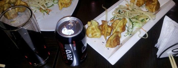 Sushiro is one of Restaurantes, Bares, Cafeterías y Mundo Gourmet.
