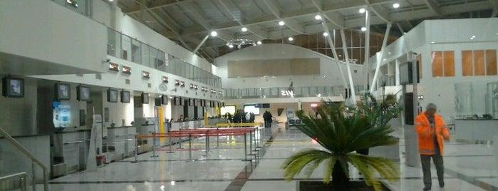 Sivas Nuri Demirağ Havalimanı (VAS) is one of Airports in Turkey.