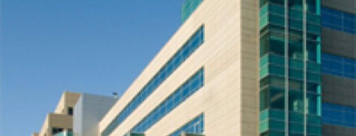 The University of Kansas Hospital is one of Heath 님이 좋아한 장소.