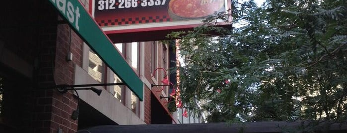 Gino's East is one of U.S. & A.