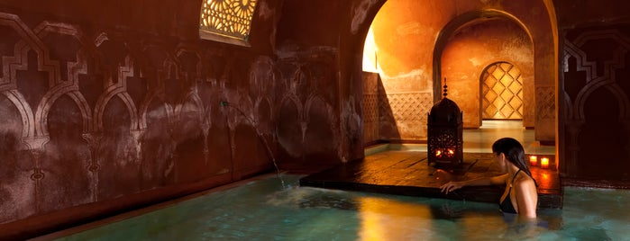 Hammam Al Ándalus Madrid - Baños Árabes is one of Katie : понравившиеся места.