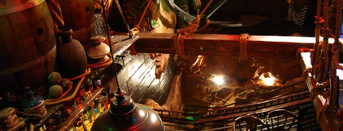 Pagan Idol is one of The Tiki-est Tiki Bars in the Bay Area.