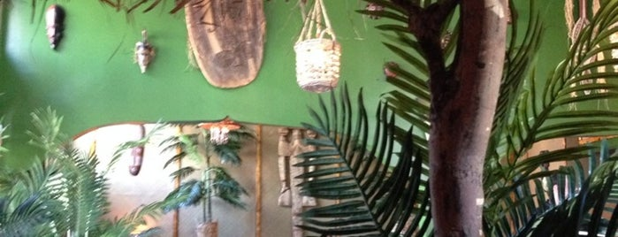 Longitude is one of The Tiki-est Tiki Bars in the Bay Area.