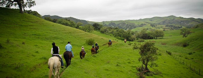 Alisal Guest Ranch & Resort is one of 10 Full-Service Resorts Driving Distance from LA.