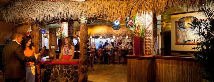 The Tiki-est Tiki Bars in the Bay Area