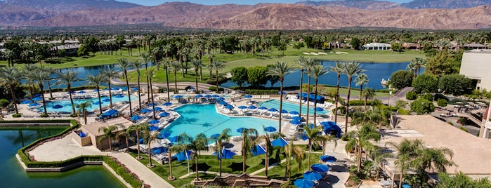 JW Marriott Desert Springs Resort & Spa is one of 10 Full-Service Resorts Driving Distance from LA.