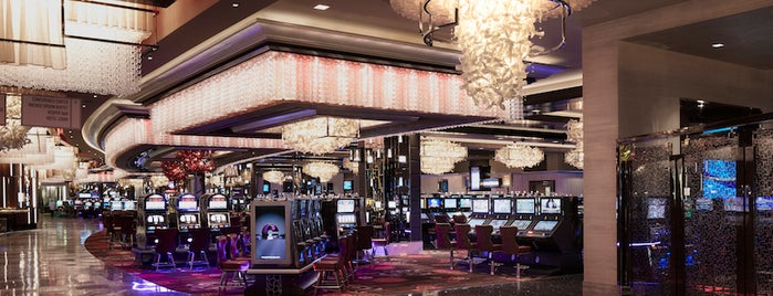 The Cosmopolitan of Las Vegas is one of 10 Full-Service Resorts Driving Distance from LA.