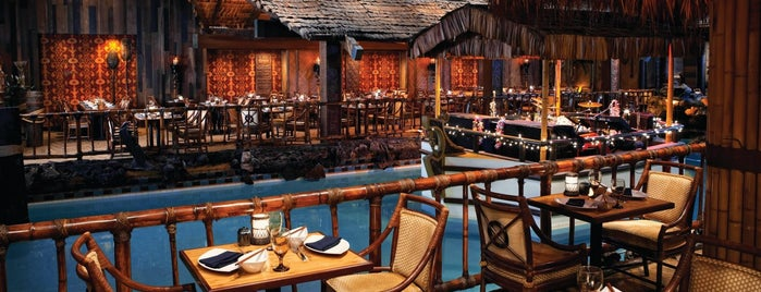 Tiki Haven is one of The Tiki-est Tiki Bars in the Bay Area.
