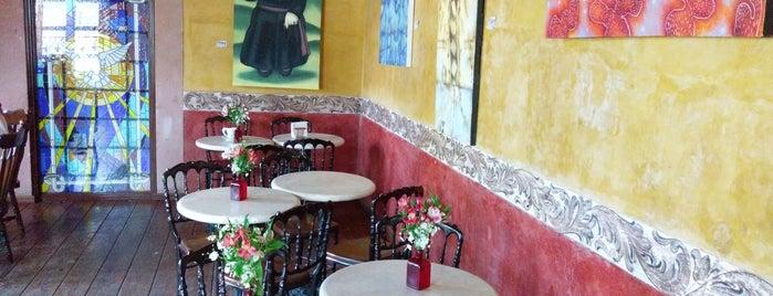 Caffé D' La Fama is one of George : понравившиеся места.