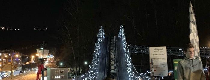 Gatlinburg Mountain Coaster is one of Smokey Mountains!!.