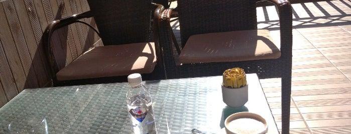 Sille Baraj Cafe is one of Lieux qui ont plu à EMRAH.