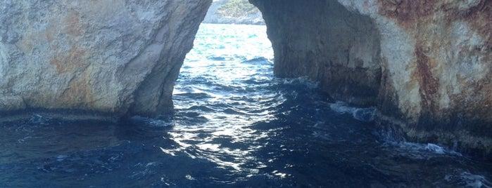 Zakynthos Island is one of maria'nın Beğendiği Mekanlar.