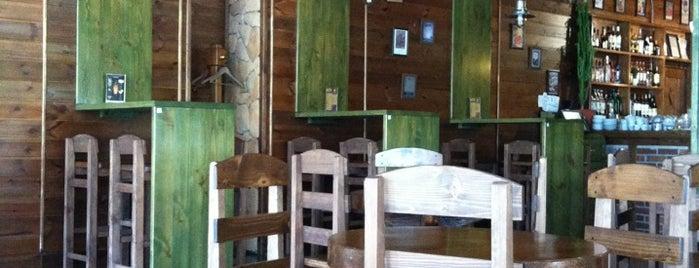 Таверна Ранчо is one of Настасья : понравившиеся места.