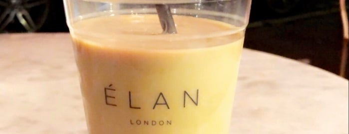 Elan Cafe is one of London.