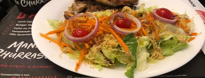 Mania de Churrasco Prime Steakhouse is one of Posti che sono piaciuti a Sandra.