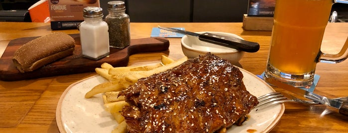 Outback Steakhouse is one of Suさんのお気に入りスポット.