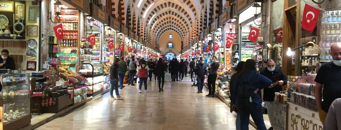 Mısır Çarşısi 64 Ramazan Canbaz is one of Turkey.