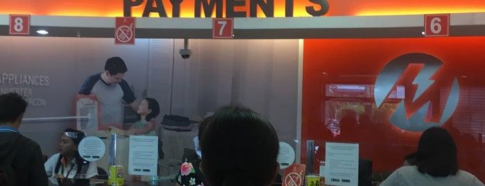 Meralco Makati Business Center is one of Tempat yang Disukai Shank.