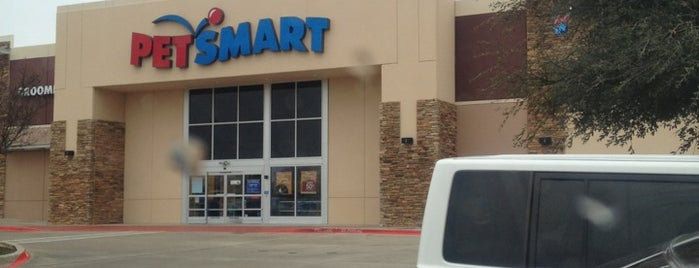 PetSmart is one of Local.
