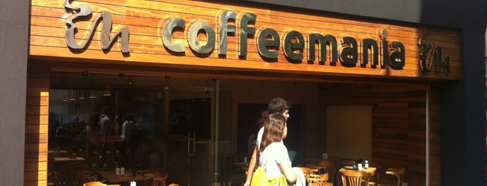 Coffeemania is one of Locais salvos de Erdal.