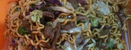 Joo Lee Yakisoba is one of Perto de Casa.