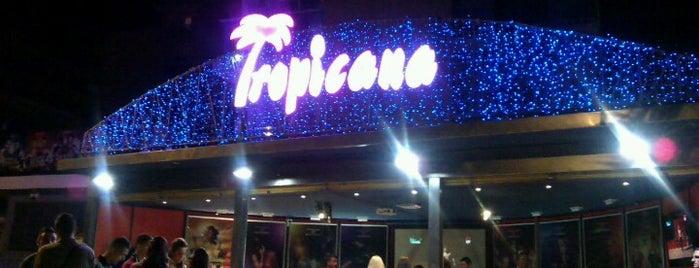 Discoteca Tropicana is one of Barcelona.