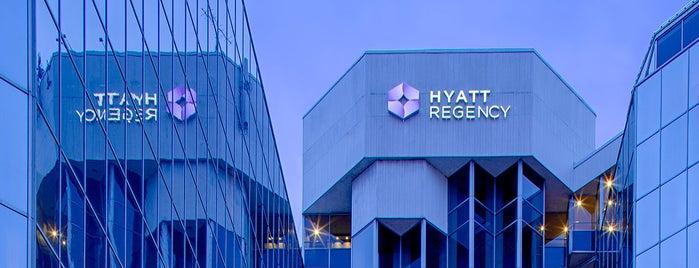 Hyatt Regency Baltimore Inner Harbor is one of Christinaさんのお気に入りスポット.