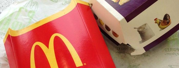 McDonald's is one of Varvara 😻 님이 좋아한 장소.