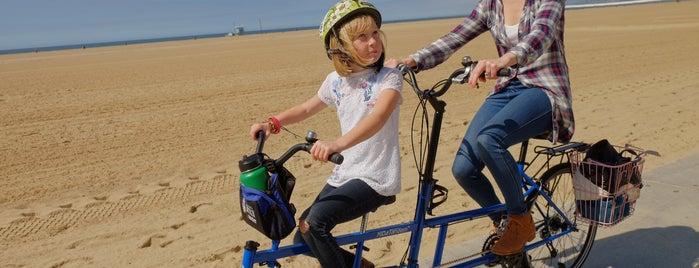 Ocean Front Walk is one of Best of Santa Monica by Bike.