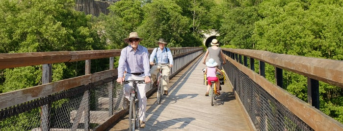 Bikabout's Guide to the GAP Trail and C&O Towpath