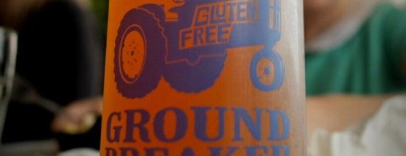 Ground Breaker Brewing is one of Best of Portland by Bike.