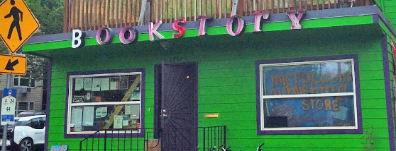 Microcosm Publishing is one of Best of Portland by Bike.