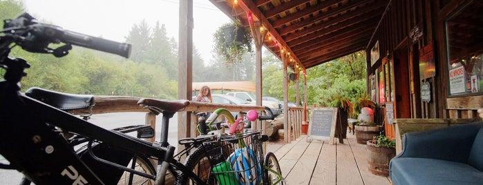 Skyline Tavern is one of Best of Portland by Bike.