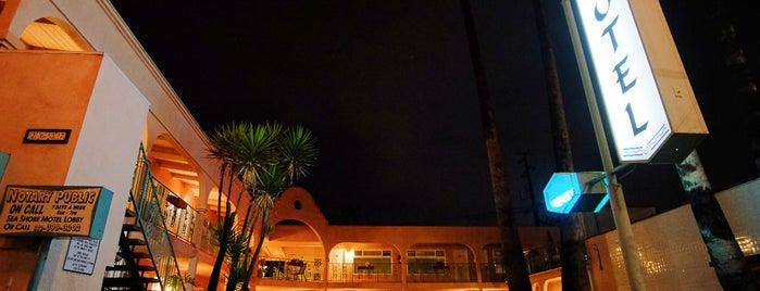 Sea Shore Motel is one of Best of Santa Monica by Bike.