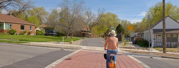 McClelland Trail is one of Best of Salt Lake City by Bike.