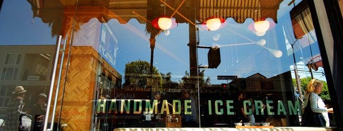 Salt & Straw is one of Best of Santa Monica by Bike.
